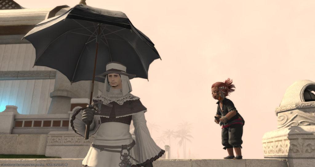 あまりにも酷い傘